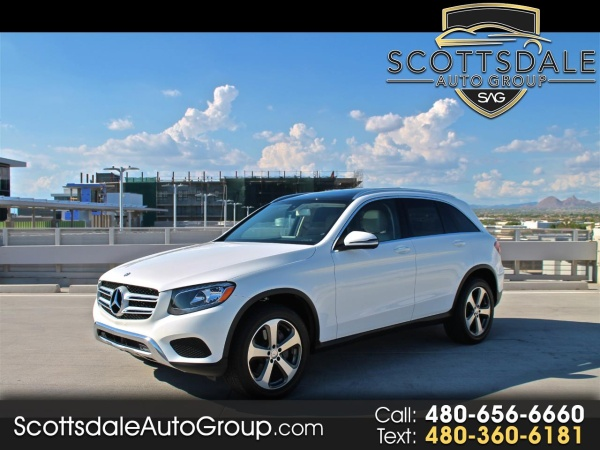 Mercedes Benz Of Scottsdale >> 2017 Mercedes Benz Glc Glc 300 Suv Rwd For Sale In