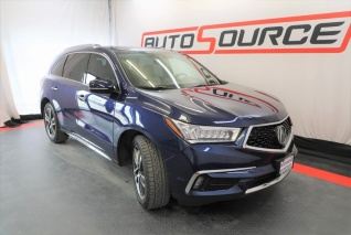 2017 Acura Mdx Fwd With Advance Package For In Post Falls Id