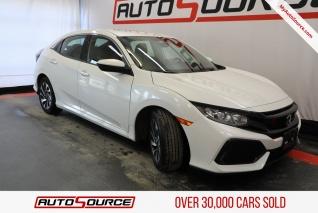 2017 Honda Civic Lx Hatchback Cvt For In Post Falls Id