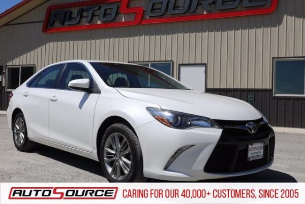 2017 Toyota Camry in Post Falls, ID