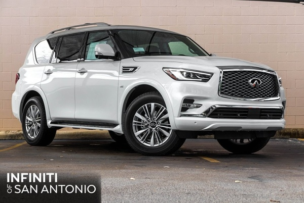 Infiniti San Antonio >> New 2019 Infiniti Qx80 For Sale In San Antonio Tx U S News