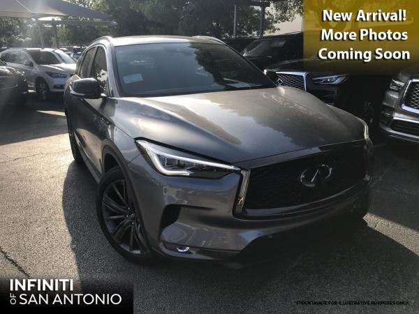 2020 INFINITI QX50 in San Antonio, TX