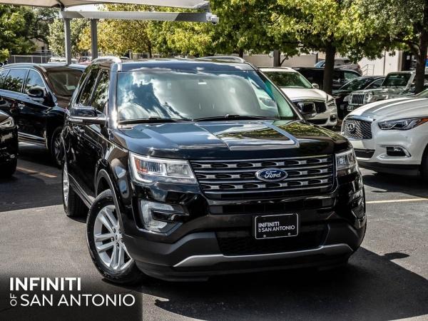 2016 Ford Explorer in San Antonio, TX