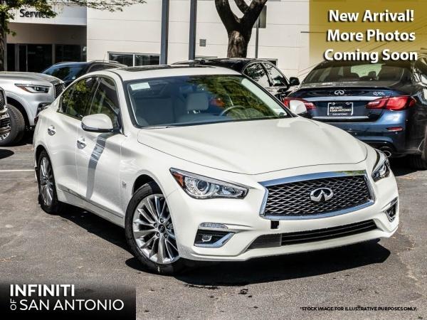 Infiniti San Antonio >> 2019 Infiniti Q50 3 0t Luxe Rwd For Sale In San Antonio Tx Truecar