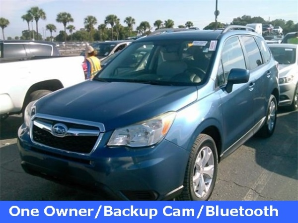 2014 Subaru Forester in Summerville, SC