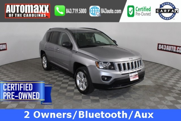 2016 Jeep Compass in Summerville, SC