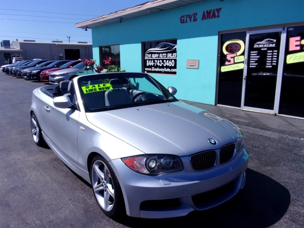 2010 Bmw 1 Series 135i Convertible For Sale In Pinellas Park Fl