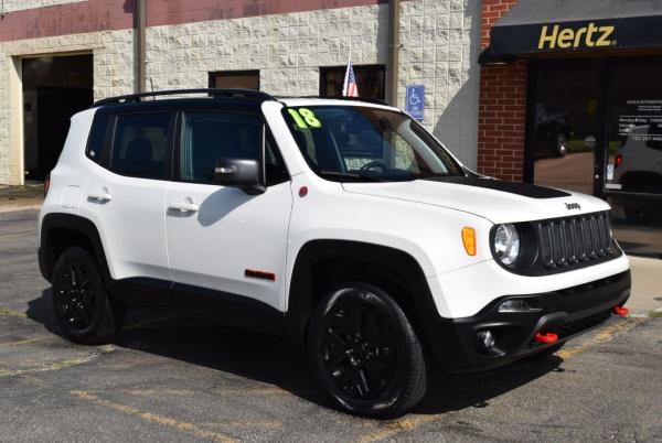 2018 Jeep Renegade in Topeka, KS