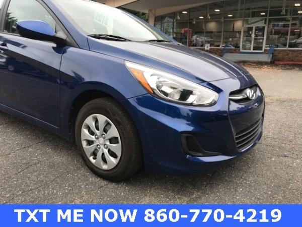 2016 Hyundai Accent in Waterbury, CT