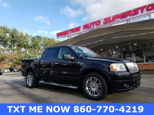 2007 Lincoln Mark Lt 4wd Supercrew 139 For In Waterbury