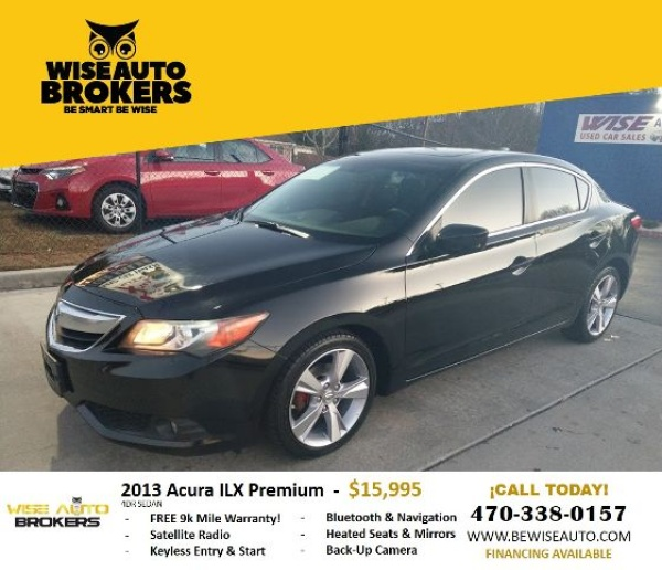 Used Acura ILX For Sale In Norcross, GA