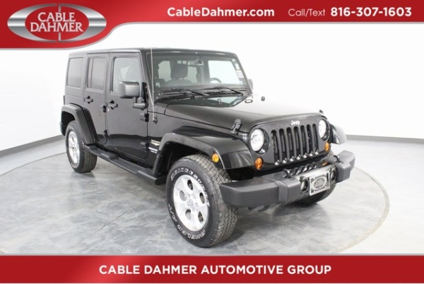 2013 Jeep Wrangler in Lees Summit, MO