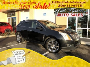 Used Cadillac Srx For Sale In Puyallup Wa 55 Used Srx Listings In