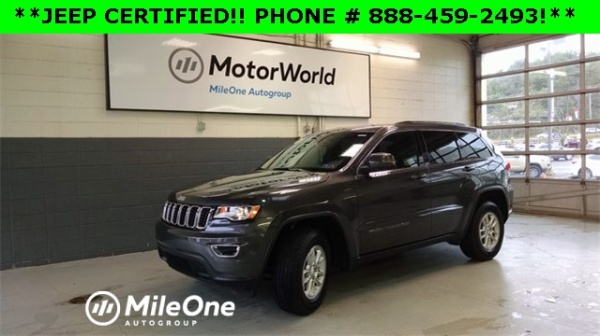 2018 Jeep Grand Cherokee in Wilkes-Barre, PA