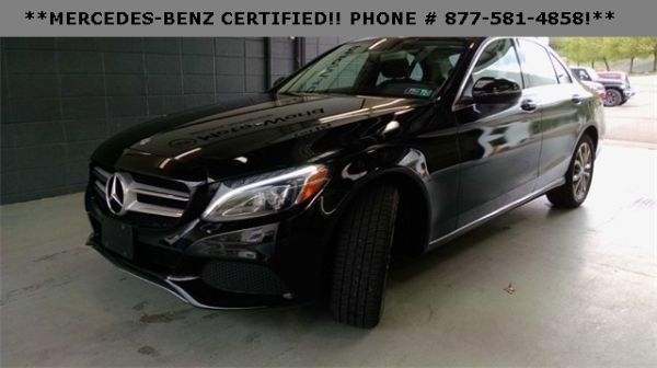 2017 Mercedes-Benz C-Class in Wilkes-Barre, PA
