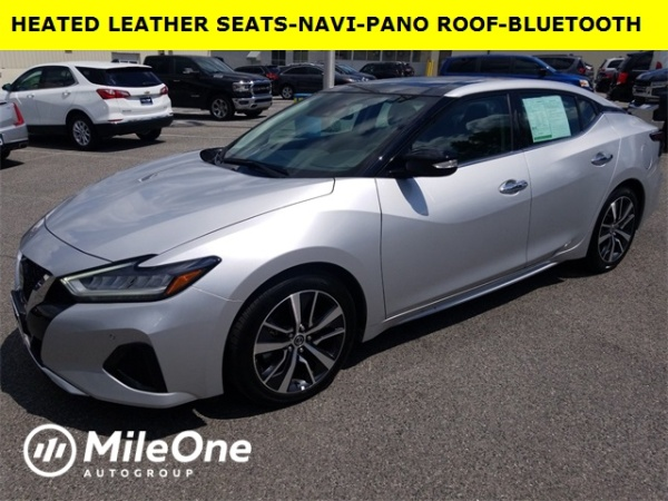 2020 Nissan Maxima in Owings Mills, MD
