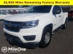 2016 Chevrolet Colorado WT Extended Cab Standard Box 2WD Manual for Sale in Owings Mills, MD
