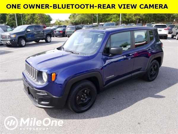 2017 Jeep Renegade in Owings Mills, MD
