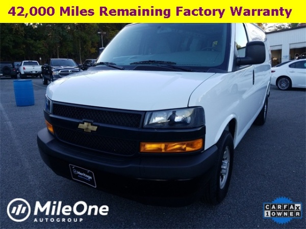 2019 Chevrolet Express Cargo Van 2500
