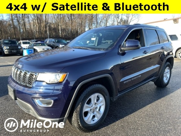 2017 Jeep Grand Cherokee in Owings Mills, MD