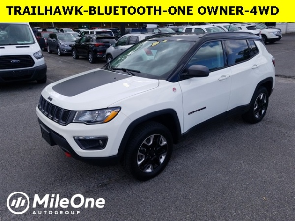 2018 Jeep Compass in Owings Mills, MD