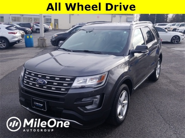 2017 Ford Explorer in Owings Mills, MD