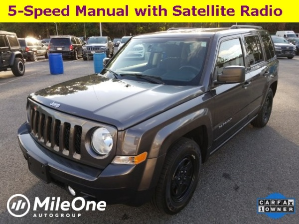2016 Jeep Patriot Sport