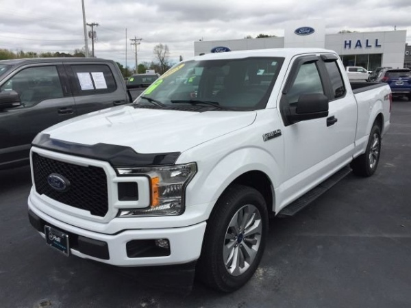 2018 Ford F-150 in Elizabeth City, NC