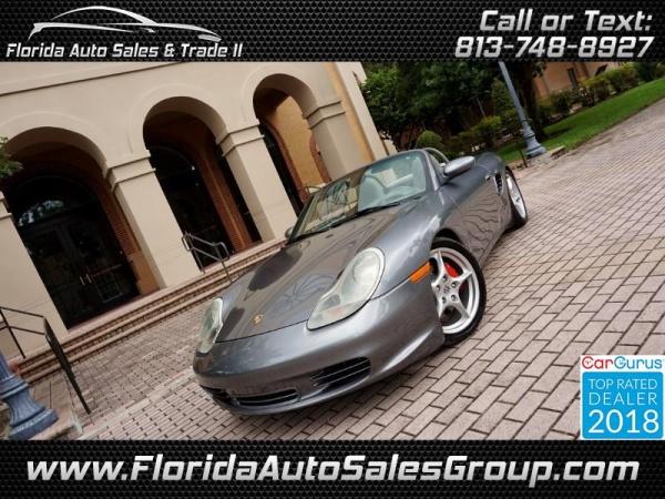 2004 Porsche Boxster in Tampa, FL