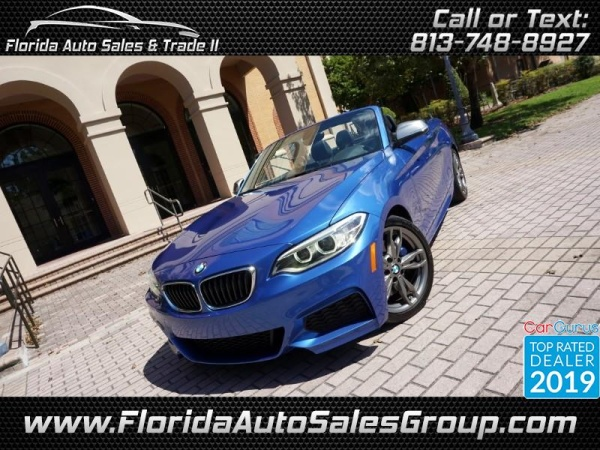 2016 BMW 2 Series M235i