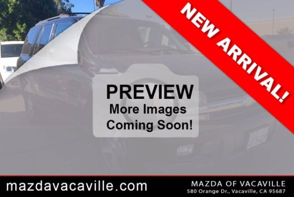 2002 Chevrolet Trailblazer in Vacaville, CA