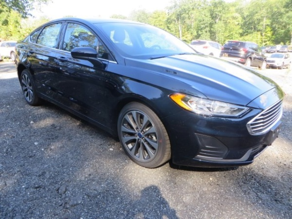2020 Ford Fusion in Watertown, CT