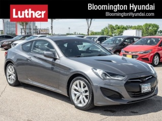 2017 Hyundai Genesis Coupe 2 0t I4 Automatic For In Bloomington Mn