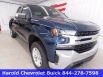 2020 Chevrolet Silverado 1500 LT Double Cab Standard Bed 4WD for Sale in Angola, IN