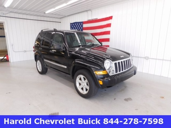 2006 Jeep Liberty in Angola, IN