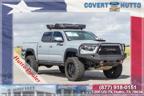 2017 Toyota Tacoma in Hutto, TX