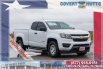 2018 Chevrolet Colorado Work Truck Extended Cab Standard Box 2WD Manual for Sale in Hutto, TX