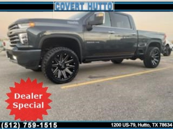 2020 Chevrolet Silverado 2500HD in Hutto, TX