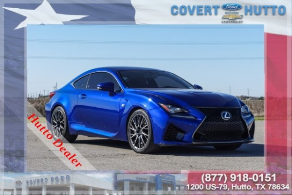 2015 Lexus RC in Hutto, TX