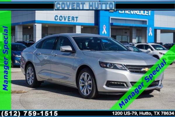 2020 Chevrolet Impala in Hutto, TX