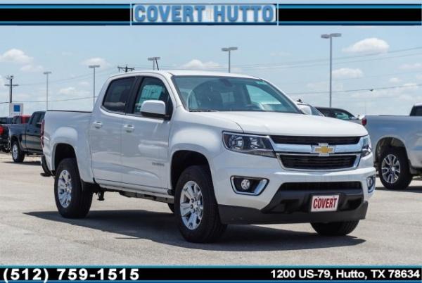 2019 Chevrolet Colorado in Hutto, TX