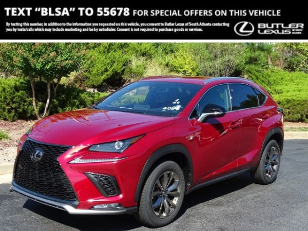 2020 Lexus NX in Union City, GA