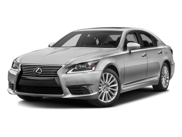 2016 Lexus LS LS 460 L