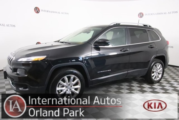 2015 Jeep Cherokee in Tinley Park, IL