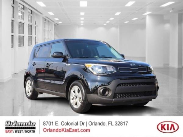Orlando Kia North >> 2019 Kia Soul Base Manual For Sale In Orlando Fl Truecar