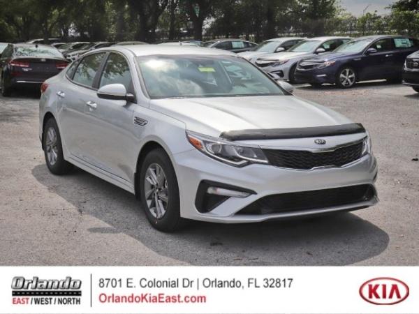 Orlando Kia North >> 2019 Kia Optima Lx For Sale In Orlando Fl Truecar