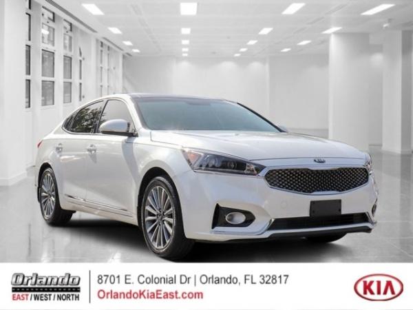 Orlando Kia North >> 2017 Kia Cadenza Premium For Sale In Orlando Fl Truecar