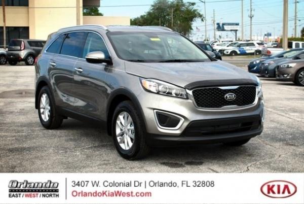 Orlando Kia North >> New 2018 Kia Sorento For Sale In Orlando Fl U S News World Report