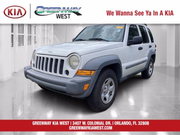 2005 Jeep Liberty in Orlando, FL