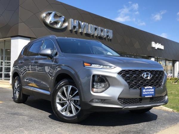 2020 Hyundai Santa Fe in Glenview, IL